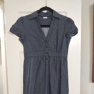 Esprit Dark Tencel Denim Dress